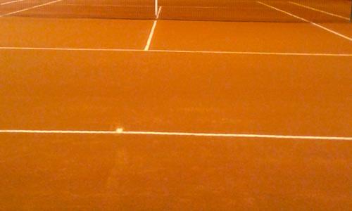 Acessórios para quadras de Tenis
